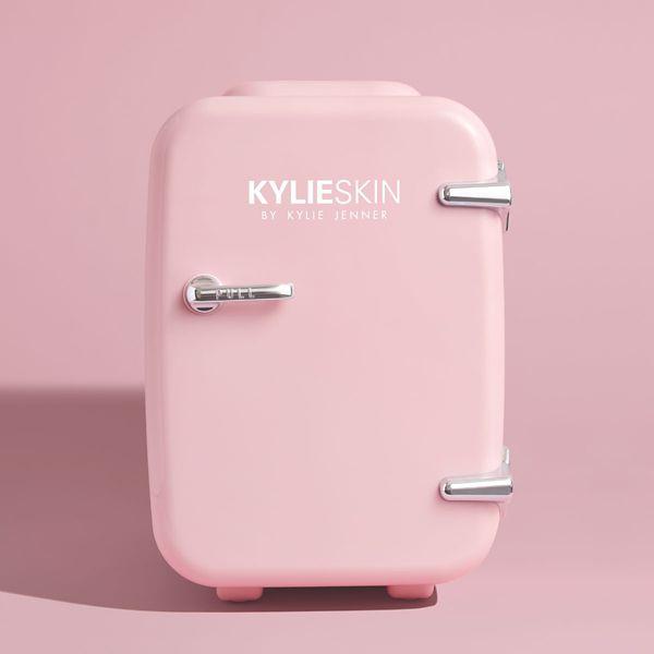 Kylie Skin Mini Fridge