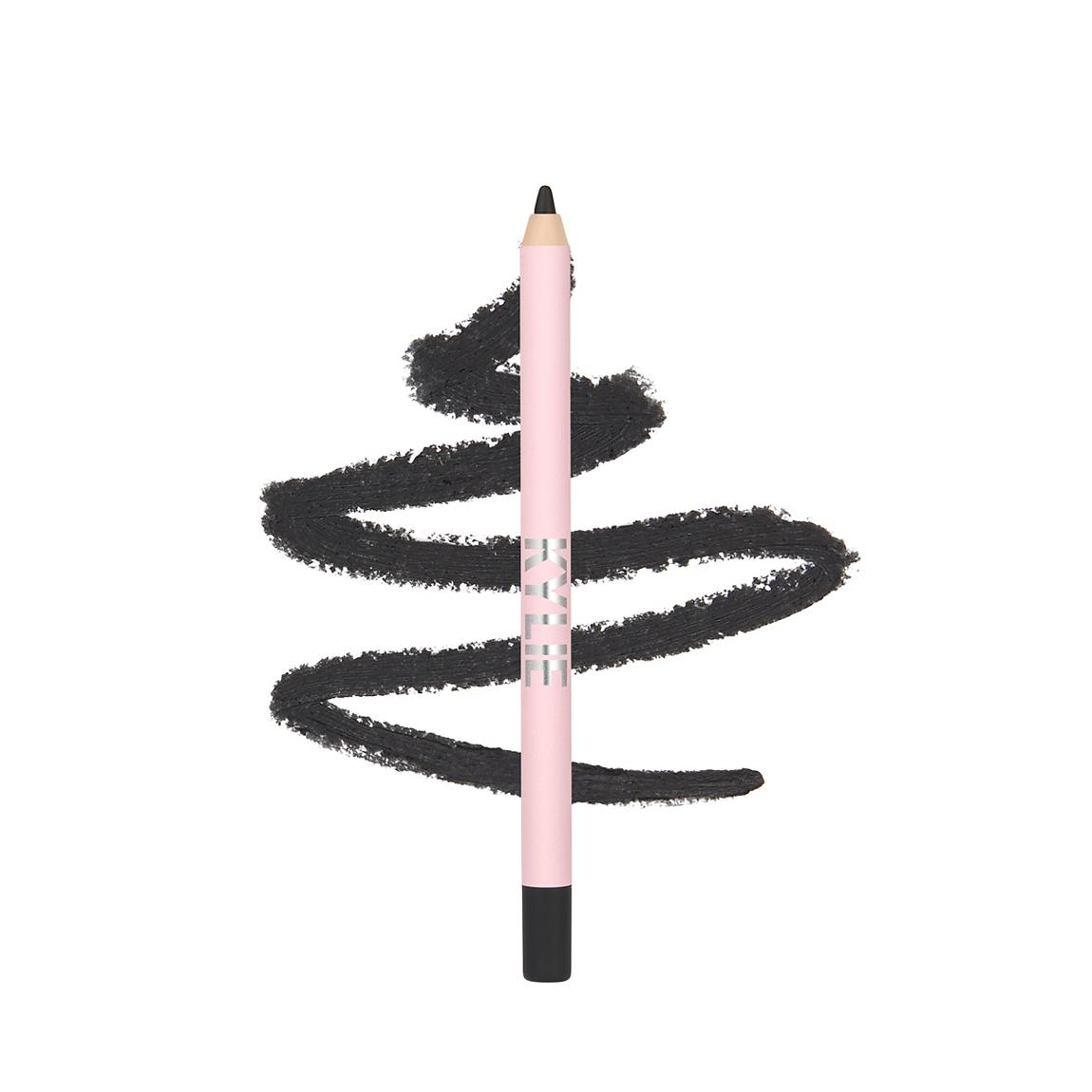Matte Black Gel Eyeliner Pencil