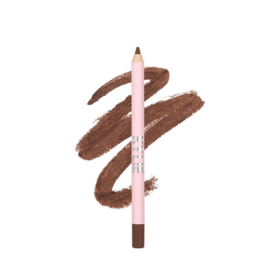 Matte Brown Gel Eyeliner Pencil