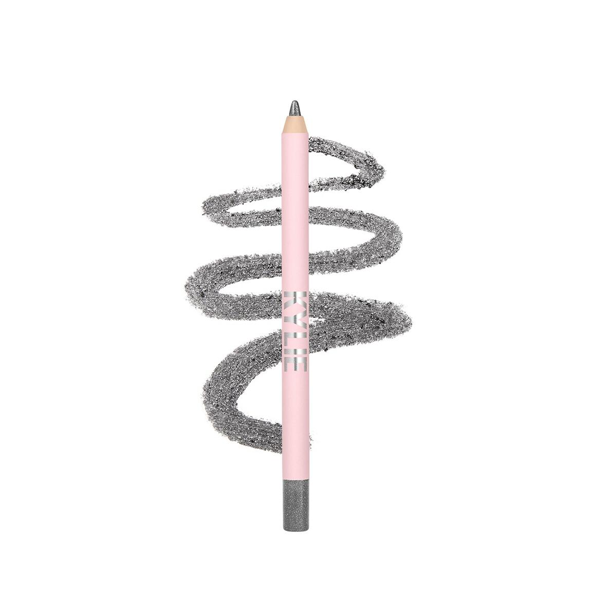 Shimmery Grey Gel Eyeliner Pencil
