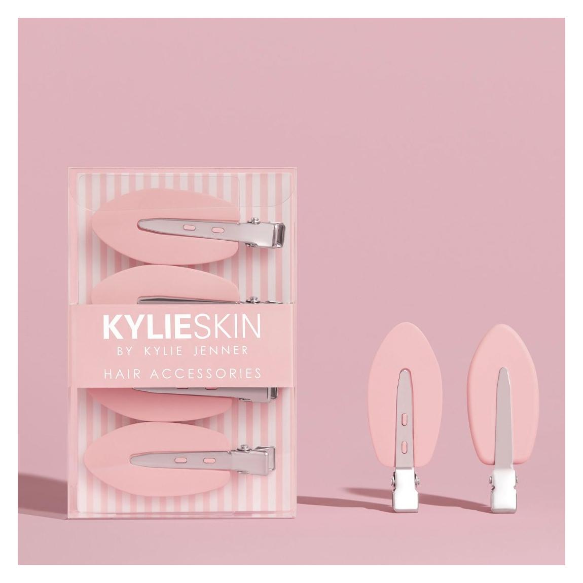 Kylie Skin Hair Clips Cosmetics
